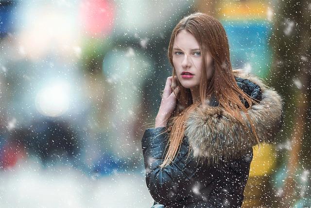 Stylizacje na zimę