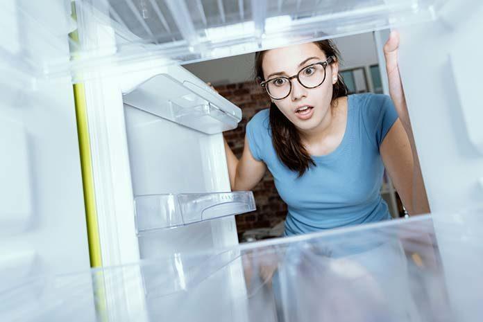 Duża lodówka – strata pieniędzy czy oszczędność?