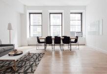 Krzesła do salonu w stylu eklektycznym