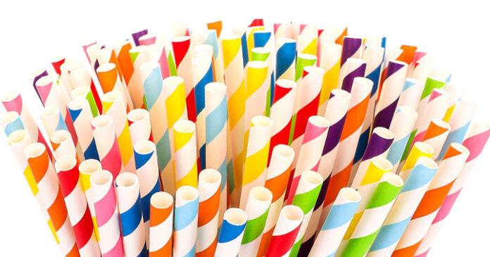 Główne zalety słomek z papieru