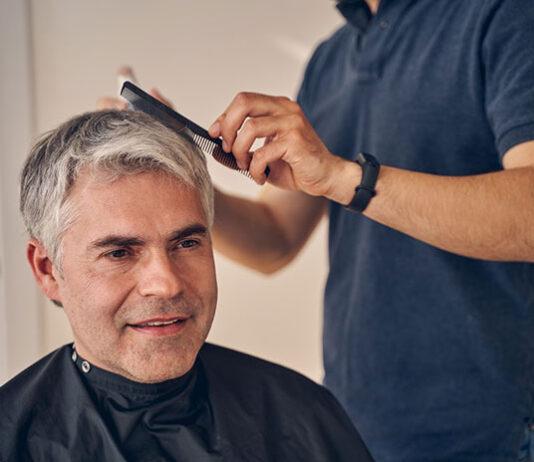 Sposób na stylizacje męskich włosów
